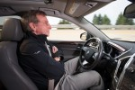 "Cadillac ""driverless"" tests underway"