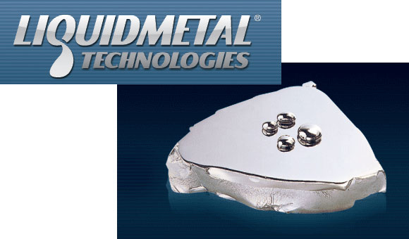 SlashGear 101: Liquidmetal and Metallic Glass