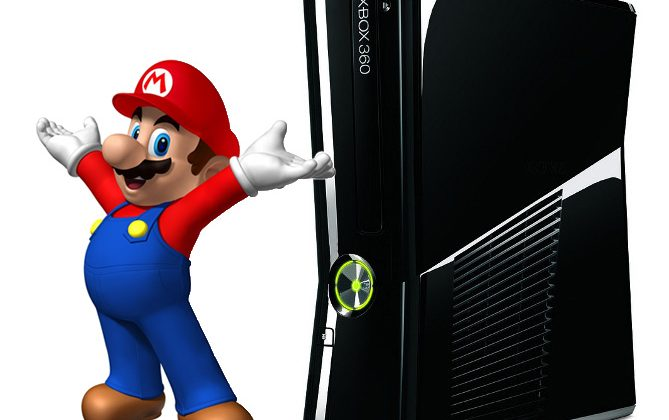 Would You Play Mario and Zelda On the Xbox?