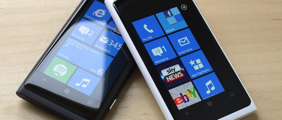 No Windows Phone 8 upgrade for current handsets tip insiders