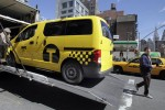 NYC gets new Nissan NV200 prototype taxi