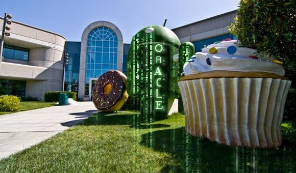 Oracle versus Google Android copyright battle kicks off