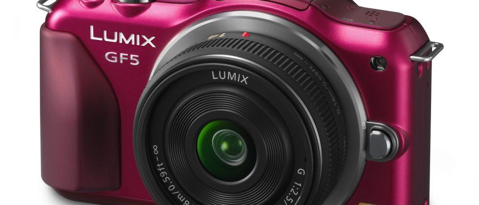Panasonic LUMIX GF5 official
