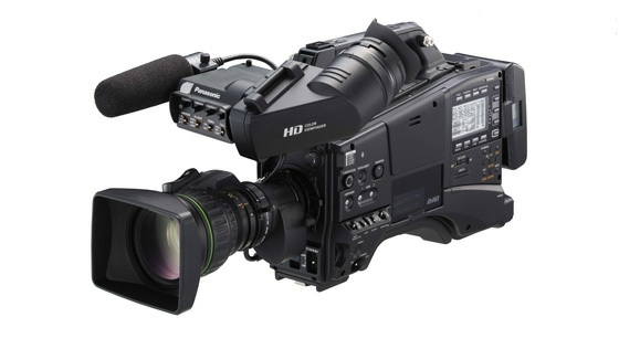 Panasonic AG-HPX600, microP2 unveiled