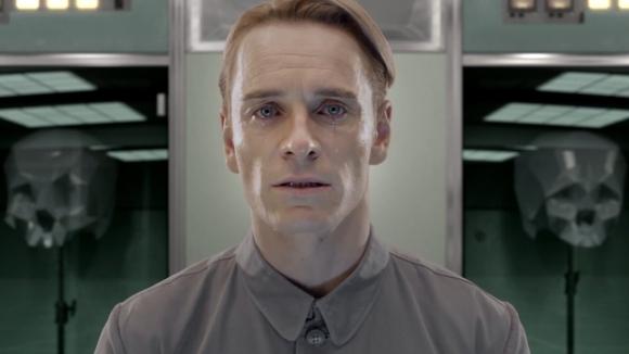 Watch this: Prometheus viral introduces us to David