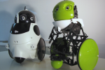 Qbo robot strips for open-source titillation