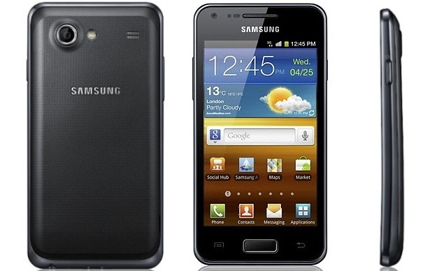 Samsung Galaxy S Advance due April 30th in UK