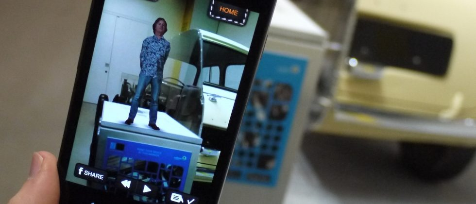 James May Science Stories Qualcomm AR app hands-on