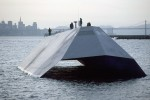 Sea Shadow stealth boat goes up for auction