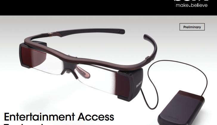 Regal picks Sony Smart Glasses
