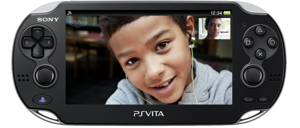 Skype for PS Vita arrives today