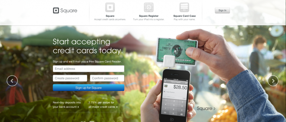 Square transactions reach $5 billion per year