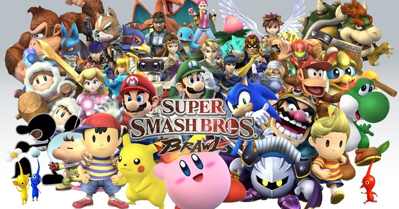 Super Smash Bros on Wii U will use 3DS support