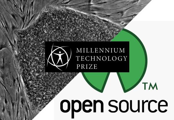 Stem Cells vs Open Source: The 2012 Millennium Tech Award