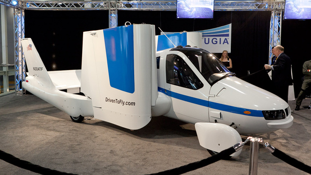 That's not a flying car