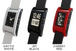 Pebble smartwatch for iOS and Android available on Kickstarter