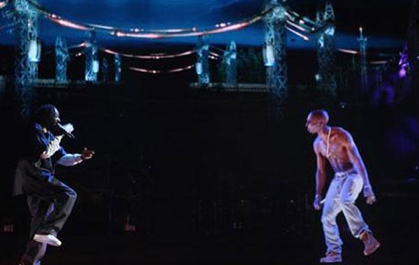 Tupac hologram team reveals secrets and tour plans