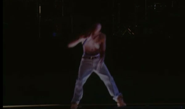Tupac performs from the grave live at Coachella