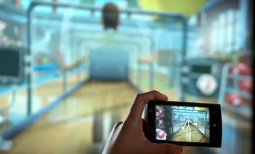 Kinect on Windows Phone 8 in the pipeline