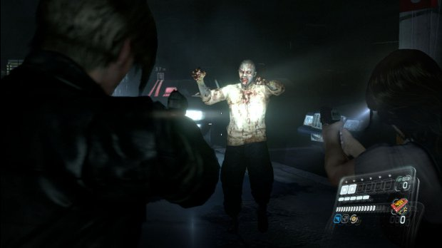 Resident Evil 6 now with Zombified Barack Obama