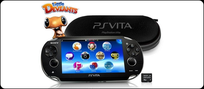 Sony PlayStation Vita firmware 1.65 incoming