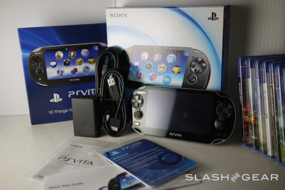 Sony PS One Classics teased on PlayStation Vita