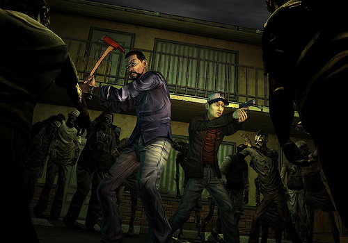 Telltale Games offers The Walking Dead video game on PSN tomorrow