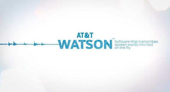 AT&T to release Watson voice recognition API in June