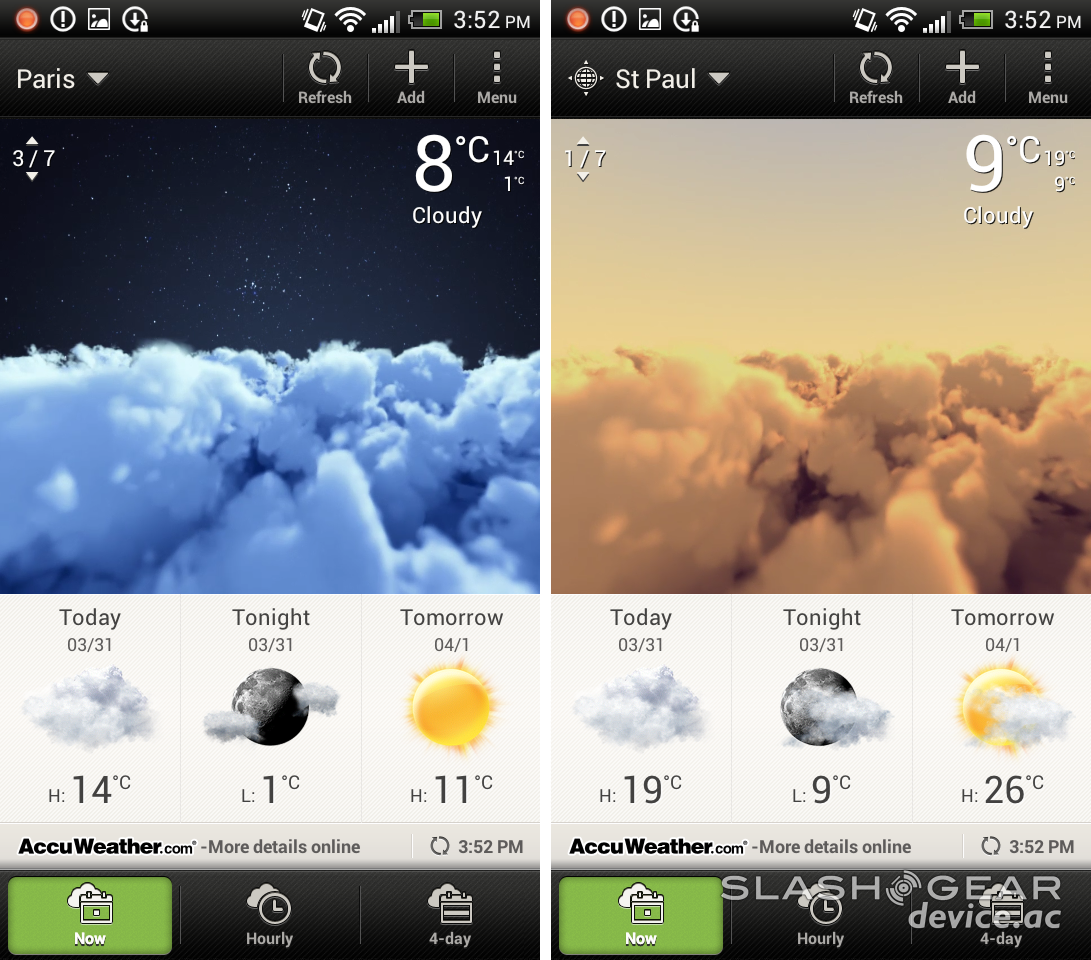 Hands On With Htc One S Android 4 0 Ics Experience Slashgear