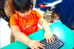 Six-year-old boy may set world computer expert record