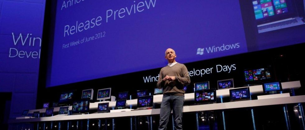 Windows 8 Release Preview dated for first week of June