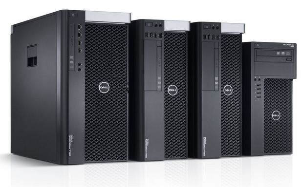 Dell revamps Precision workstations with Xeon E5