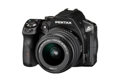 Pentax K-30 offers weatherproofing from $850