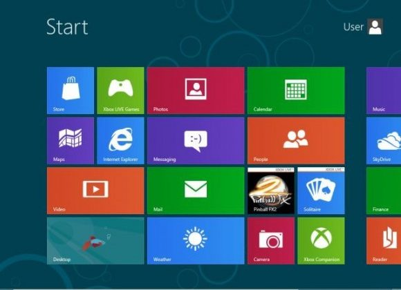 Chinese Windows 8 Preview Release leaked