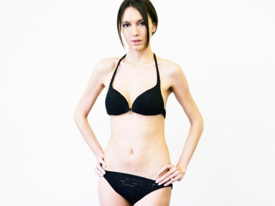3D-printed bikini proves they've thought of everything