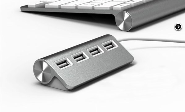 Satechi expands USB with 3.0 and 2.0 Aluminum hubs