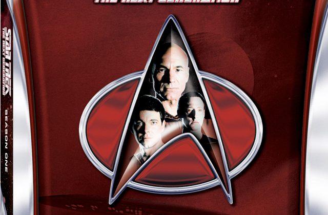 Star Trek: TNG Season 1 Blu-ray available July 24th