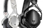V-MODA M-80 White Pearl headphones bring on the simple class