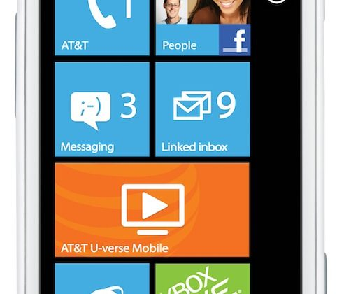 AT&T Samsung Focus 2 brings LTE Windows Phone for $50