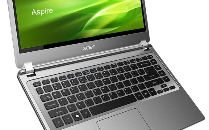 Acer announces Aspire M5 Ultrabooks