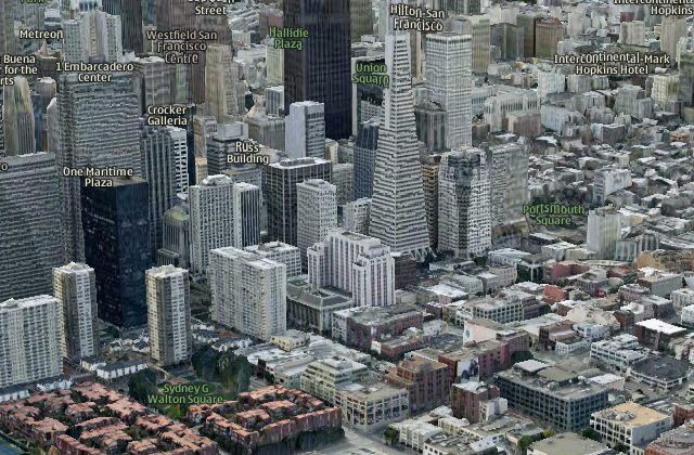 Mockup shows potential design for iOS 6 maps