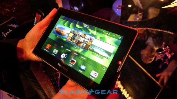 BlackBerry CEO says LTE PlayBook is coming