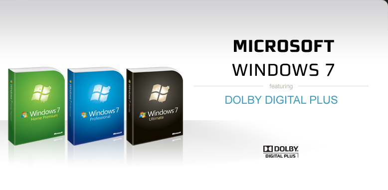 Windows 8 Dolby integration set for ARM and x86