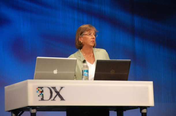 Mary Meeker presents latest Internet Trends at D10
