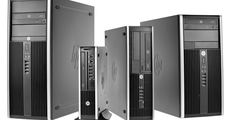 HP Compaq Elite 8300 and Pro 6300 towers aim for business