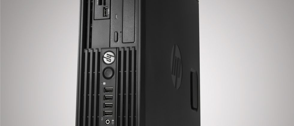 HP Z220 Workstation hands-on