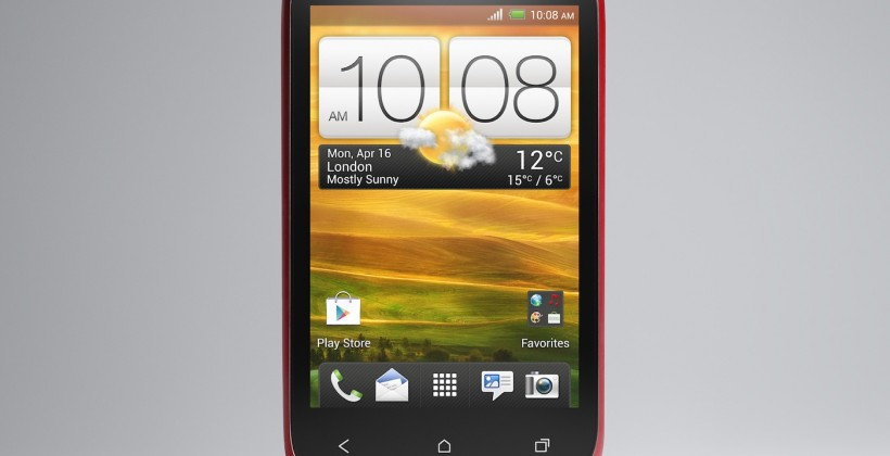 HTC Desire C official: ICS and Beats on a budget