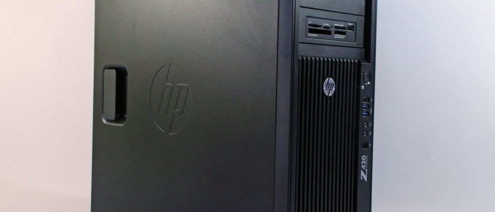 HP Z420 Workstation review - SlashGear