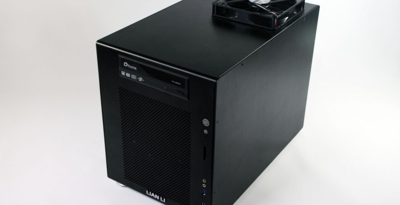 RAMRod Powerbox gaming PC with RAMDisk review
