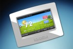Venstar's home thermostat boasts touchscreen, WiFi, and mobile app